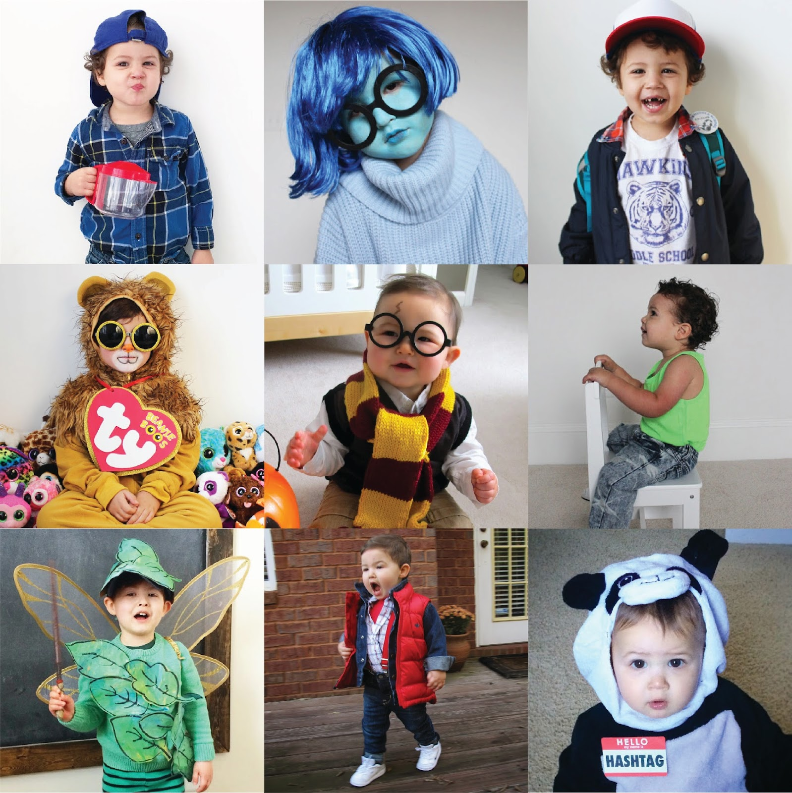 thought wed put all of our diy halloween costumes for littles in one place