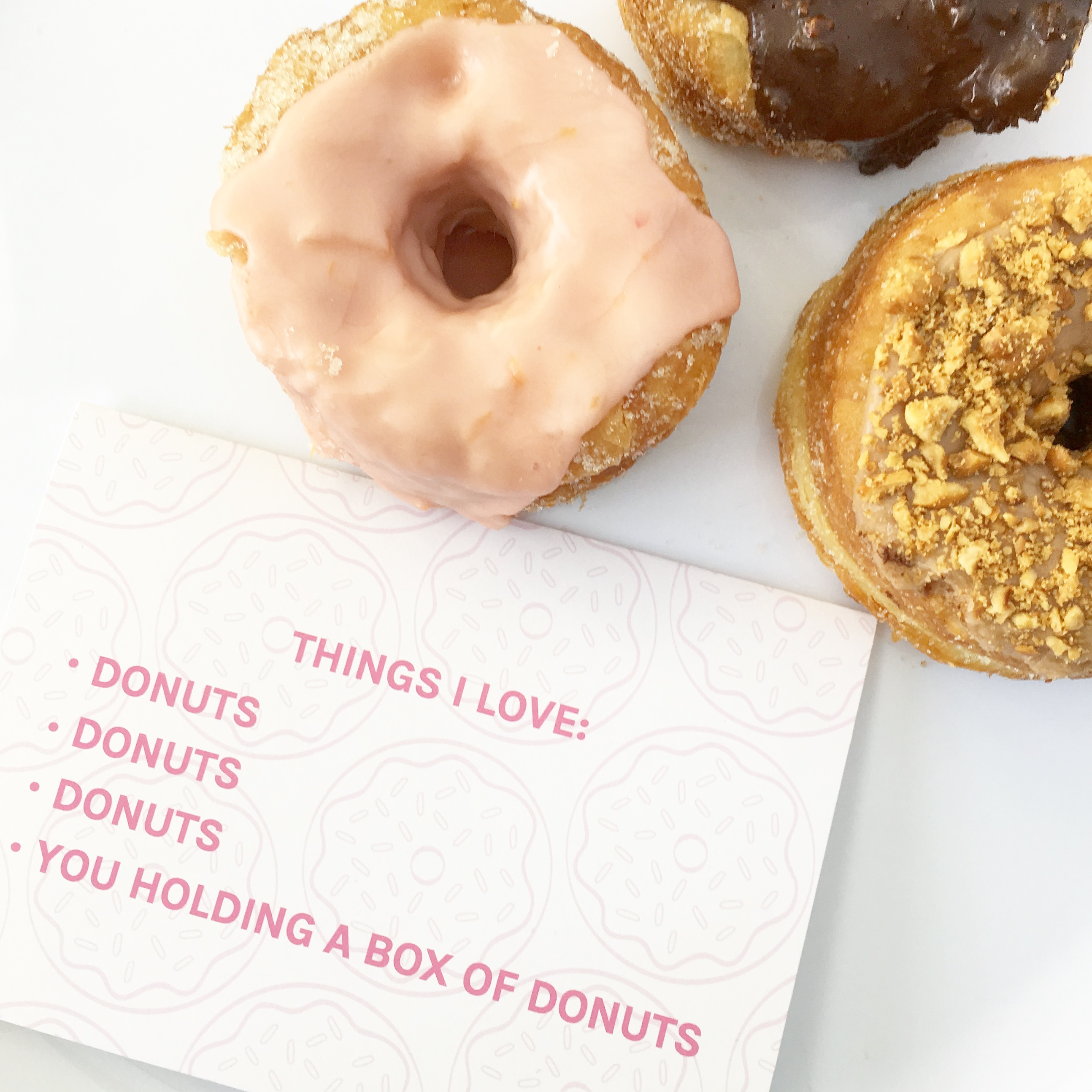 things-i-love-donut-card